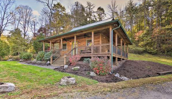 Laurel Mountain Retreat Exterior